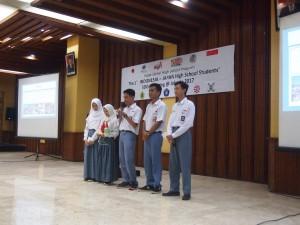 インドネシア発表1